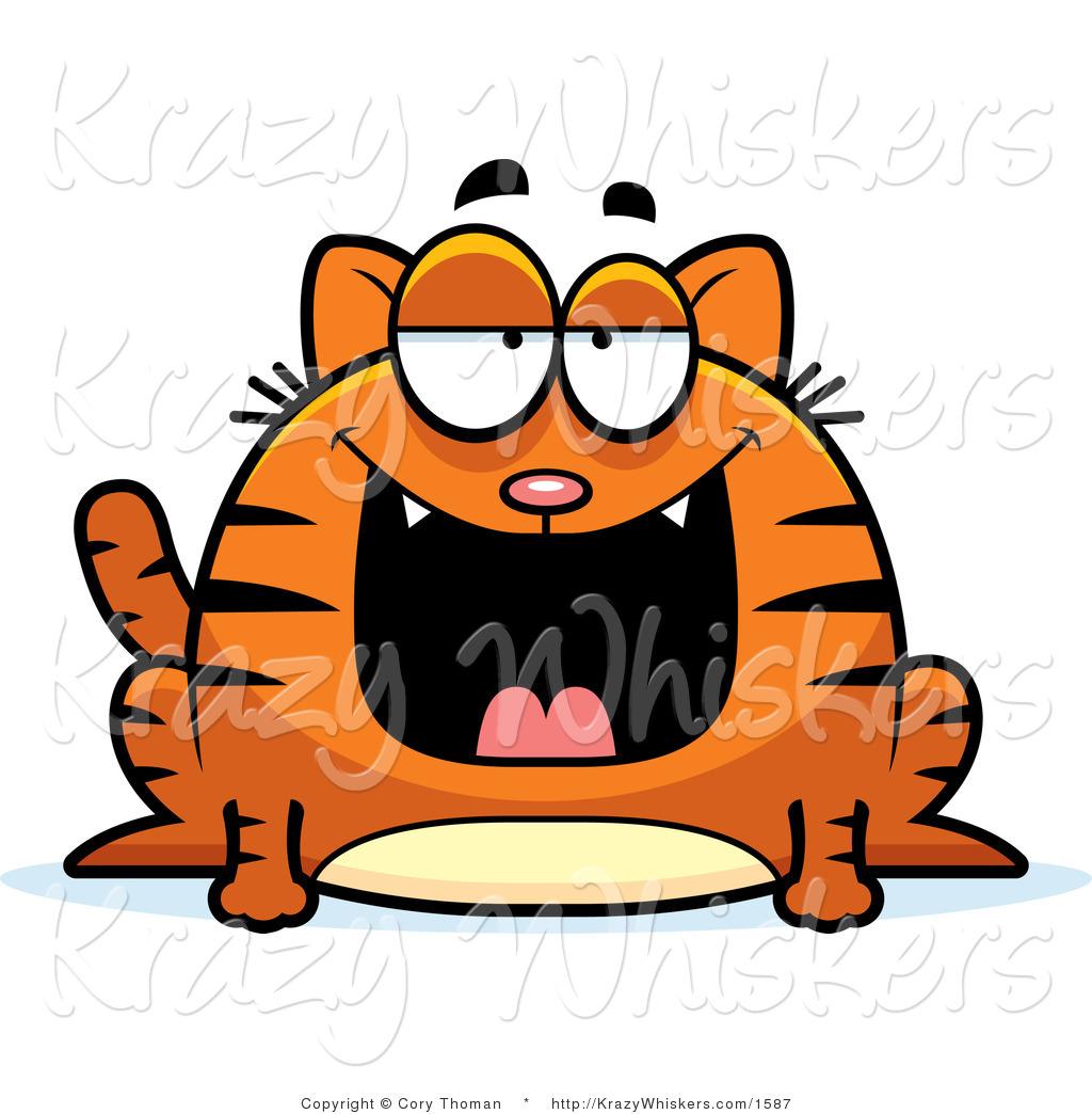 clipart fat cat - photo #27