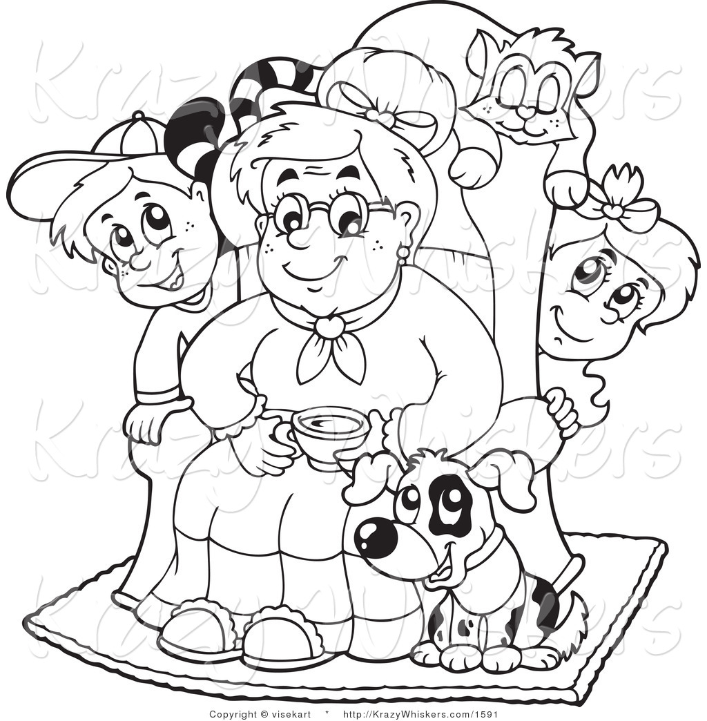 coloring pages clipart - photo#34