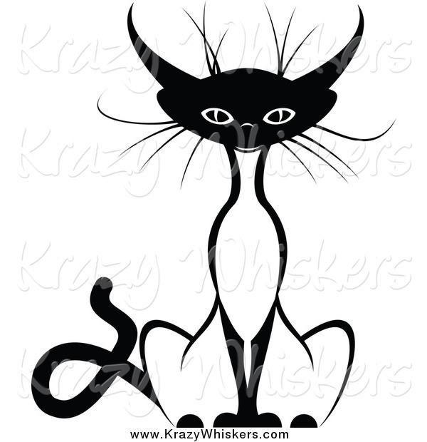 Siamese Cat Clipart