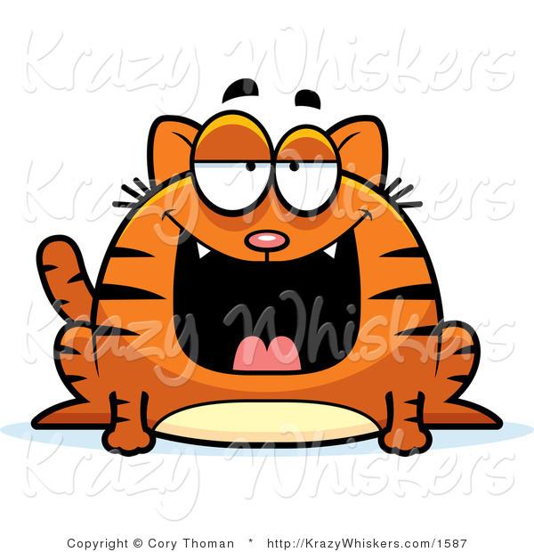 clipart fat cat - photo #29